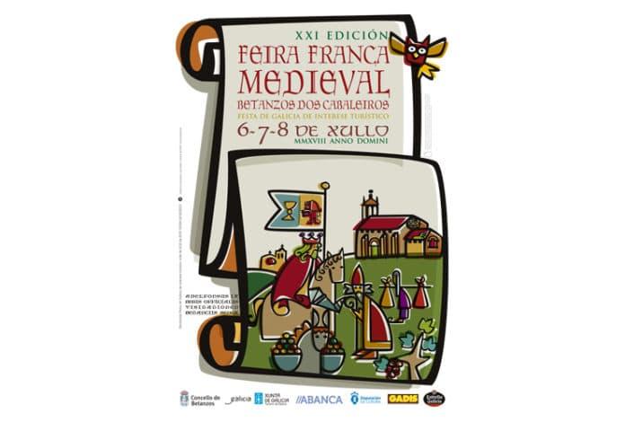 Feira Franca de Betanzos Historia, Feiras e mercados medievais