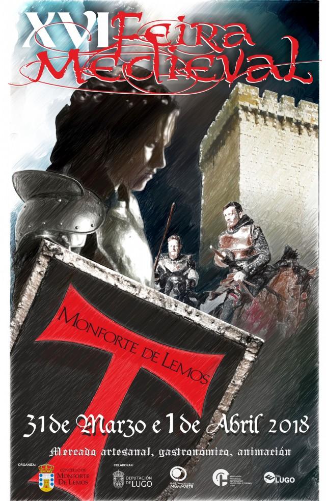 Feira Medieval de Monforte de Lemos Historia, Feiras e mercados medievais