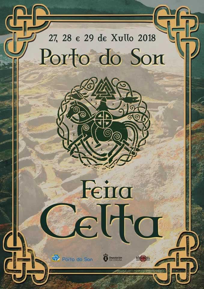Feira celta de Porto do Son Historia, Feiras e mercados celtas