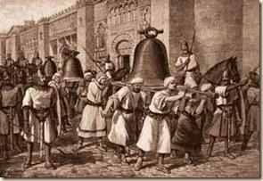 Almanzor en Santiago de Compostela Recuncho da historia, Edad Media, Historia, Idade Media