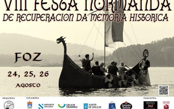 Festa Normanda de Foz Historia, Feiras e mercados normandos/viquingos