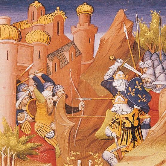 Idade Media. Marco temporal Recuncho da historia, Historia, Idade Media
