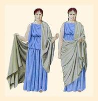 Vestiario na Roma antiga. Roupas de muller Recuncho da historia, Historia, Mundo Romano