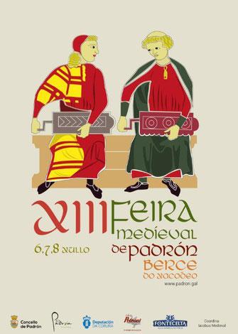 Feira Medieval Padrón Historia, Feiras e mercados medievais