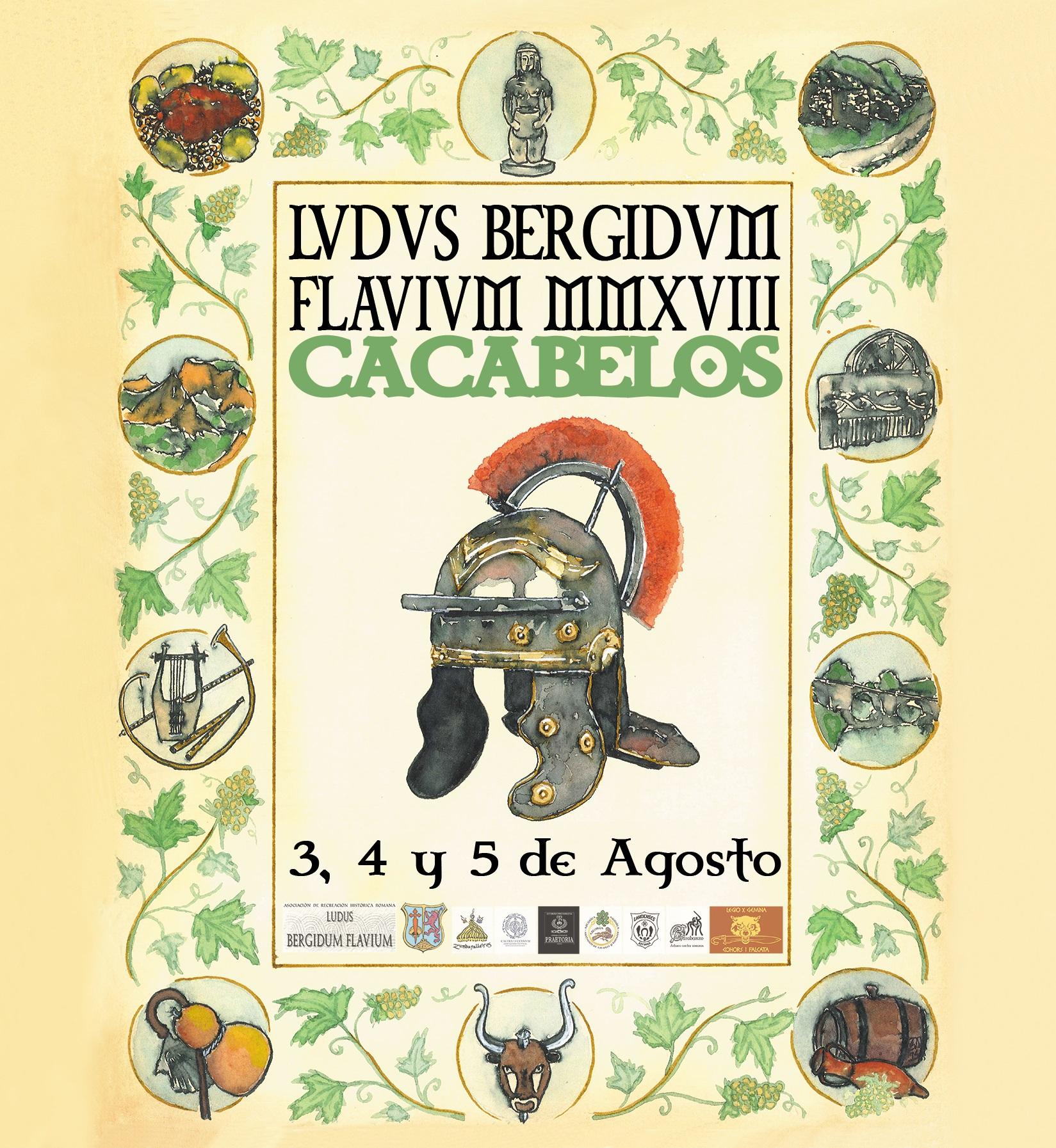 Ludus Bergidum Flavium, Cacabelos Feiras e mercados romanos, Feiras e mercados astures, Historia