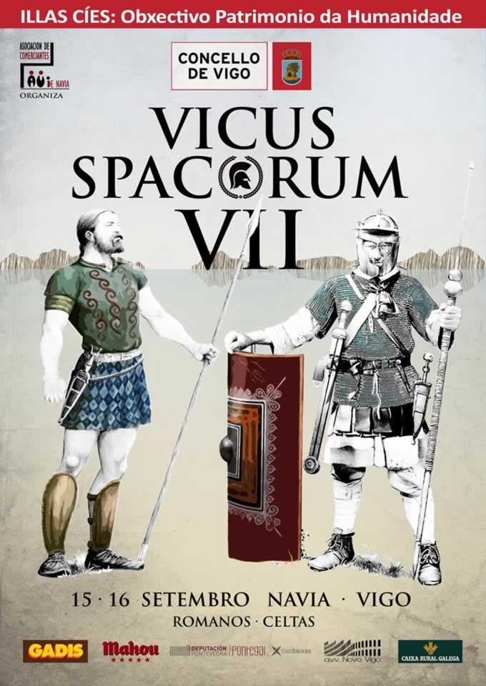Vicus Spacorum, Vigo Historia, Feiras e mercados castrexos, Feiras e mercados celtas, Feiras e mercados romanos