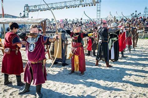 Festa da Arribada, Baiona Historia, Feiras e mercados, Feiras e mercados medievais, Ferias y mercados medievales