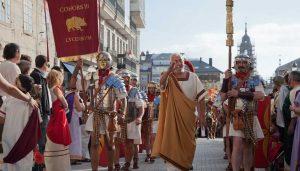 Arde Lucus, fechas para 2019 Ferias y mercados romanos, Historia