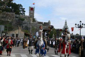 Festa da Arribada 2019, Baiona Ferias y mercados medievales, Historia