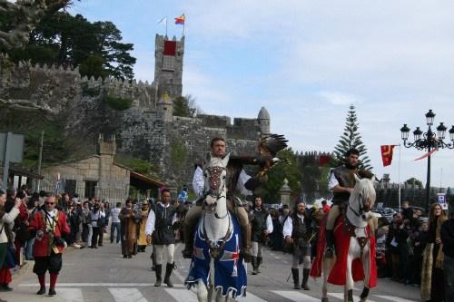 Festa da Arribada 2019, Baiona Feiras e mercados medievais, Ferias y mercados medievales, Historia