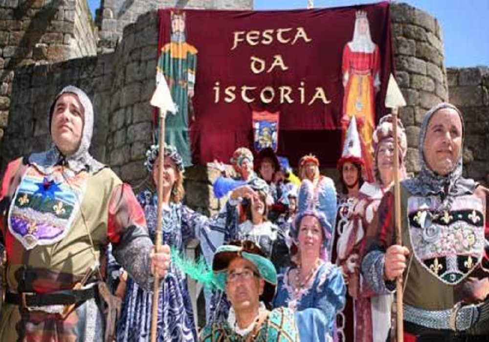 Fiesta de la Historia, Rivadavia