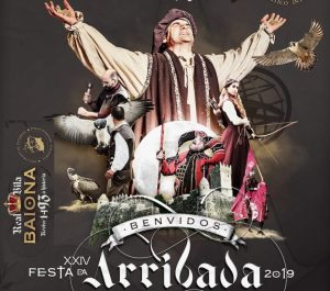 Arribada 2019, Baiona Ferias y mercados medievales, Historia