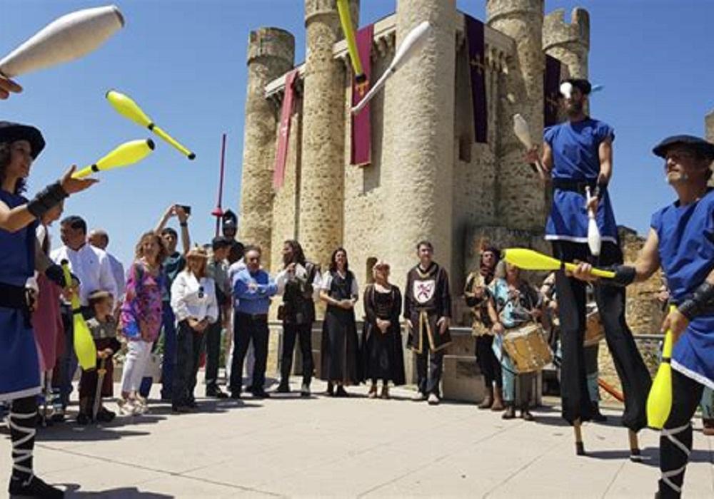Mercado Medieval en Valencia de Don Juan