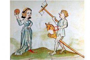 Juegos y juguetes en la Edad Media Edad Media, Historia, Rincón de la historia