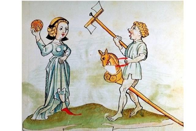 Xogos e xoguetes na Idade Media Historia, Idade Media, Recuncho da historia