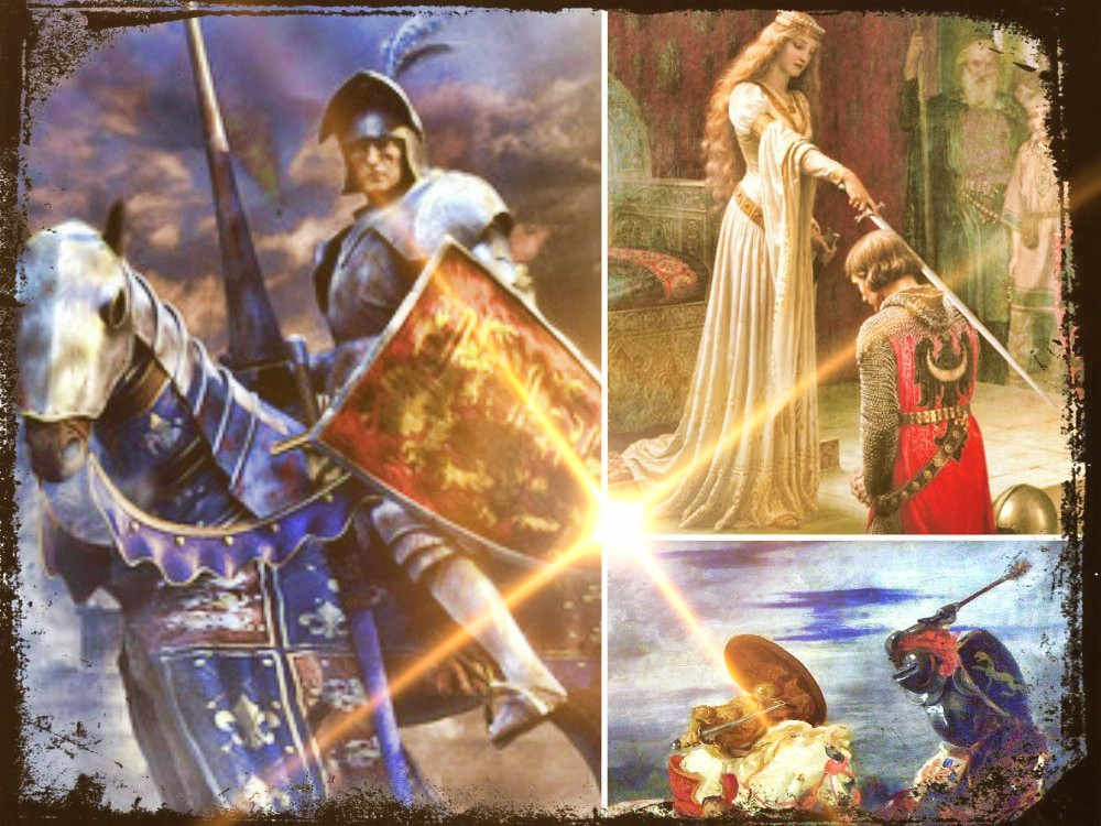 A cabalería e os cabaleiros medievais Historia, Idade Media, Recuncho da historia