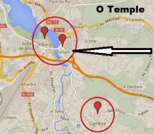 Los Templarios en Galicia Historia, Edad Media, Rincón de la historia