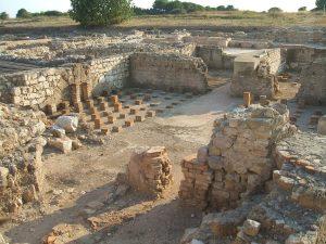 Historia De Romanas Recreación Termas La Las KcTl1FJ