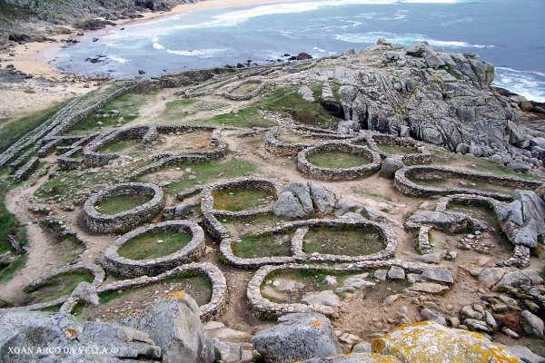 Os castreños en Galicia Historia, Mundo Castrexo, Recuncho da historia