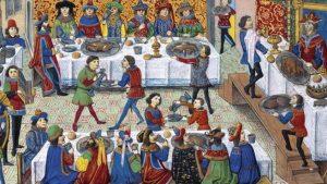 La gastronomía y la mesa en la Edad Media Rincón de la historia, Edad Media, Historia