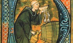 La bebida en la Edad Media. El nacimiento de las tapas Rincón de la historia, Edad Media, Historia