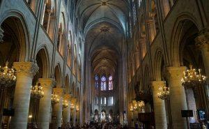 El infierno de Notre Dame Rincón de la historia, Historia