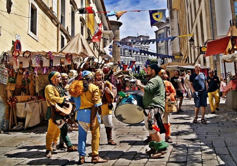Feira das Marabillas, A Coruña 2019