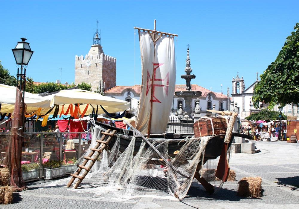 Feira Medieval de Caminha, 2019