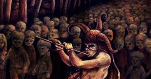 El flautista de Hamelín. ¿Huída de epidemia de ratas en la Edad Media? Rincón de la historia, Edad Media, Historia
