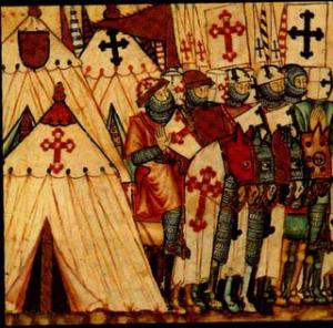 Las cruzadas. Guerras en nombre de Dios Rincón de la historia, Edad Media, Historia