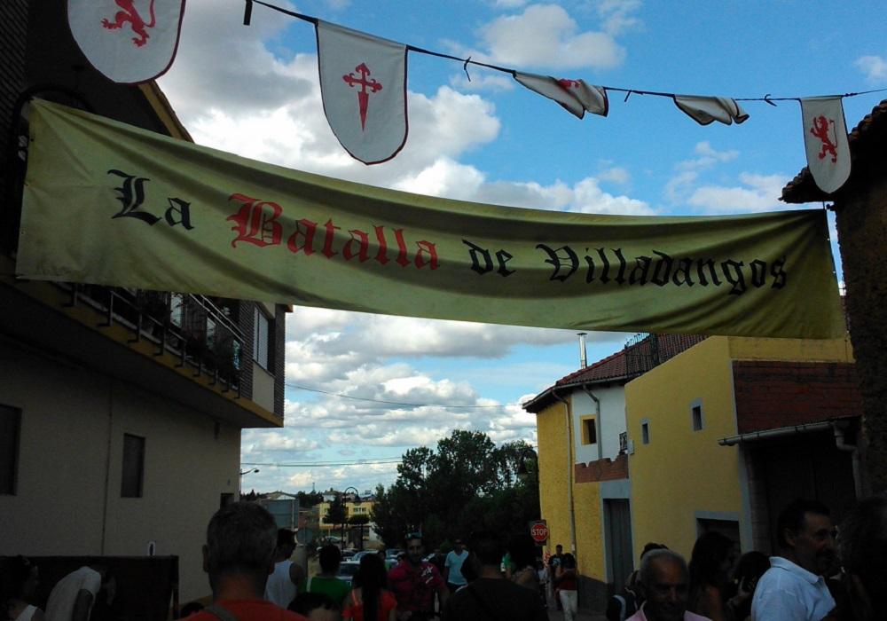Feira Mercado Medieval a Batalla de Villadangos