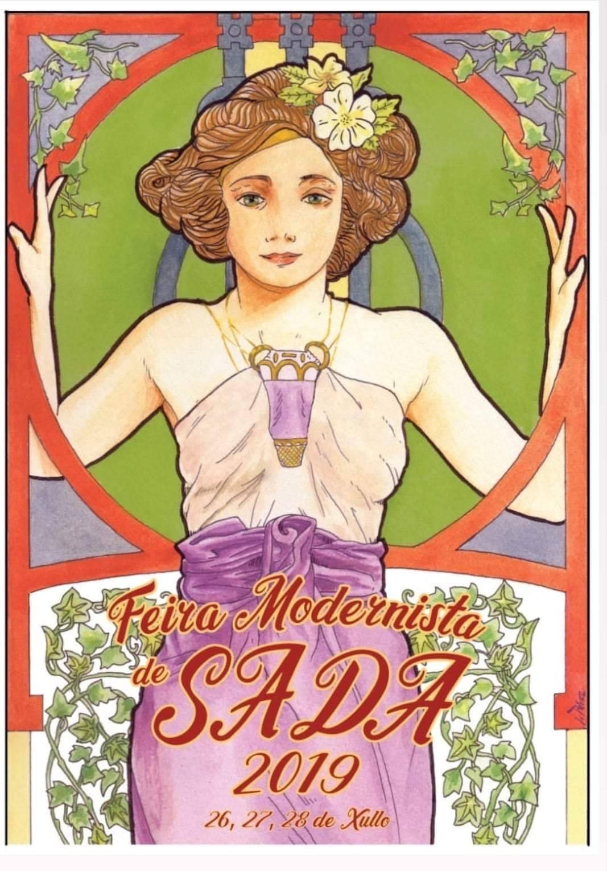 VIII Festa Modernista de Sada