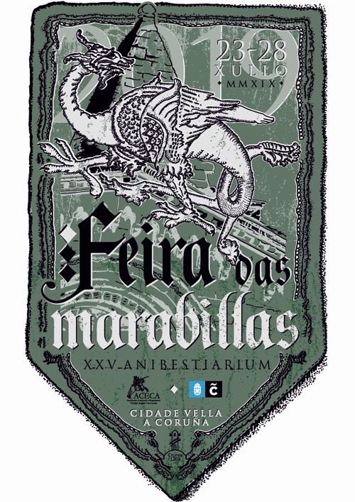 XXV Feira das Marabillas, A Coruña 2019 Feiras e mercados medievais, Uncategorized @gl