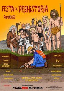 Fiesta de la Prehistoria, Mos
