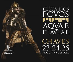 Festa dos Povos Aqua e Flamae, Chaves, Vila Real