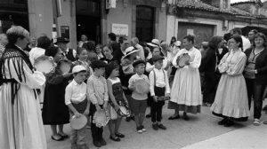 IV edición Curtis na lembranza, as feiras de 1900 Ferias y Mercados, Historia