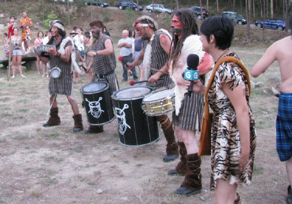 Festa de la Prehistoria, Mos