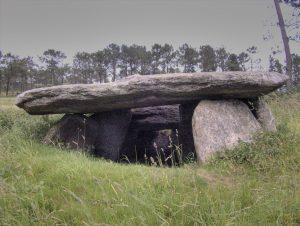 Leyendas gallegas III. Las piedras y las rocas en la mitología gallega. Rincón de la historia, Historia