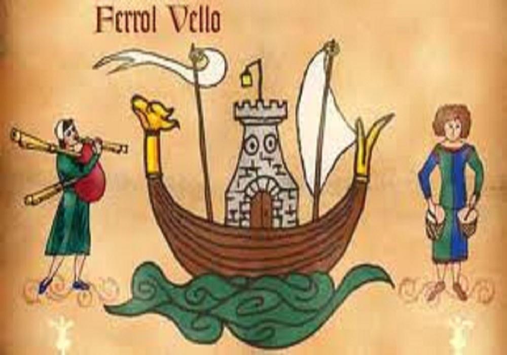 Feira Medieval Ferrol Vello