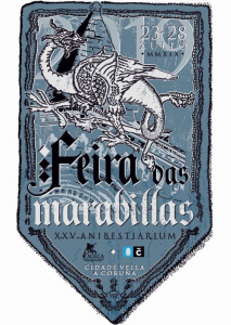 Crónica XXV Feira das Marabillas, A Coruña 2019 Ferias y mercados medievales, Historia