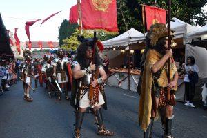 Crónica Galaicoi, Cambre 2019 Feiras e mercados romanos, Feiras e mercados castrexos, Historia