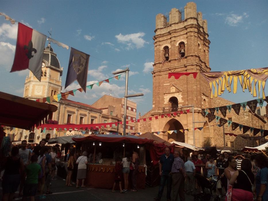 Mercado Medieval A Bañeza