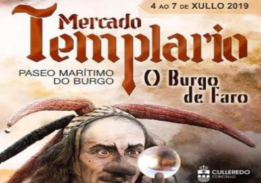 Mercado Templario O Burgo de Faro
