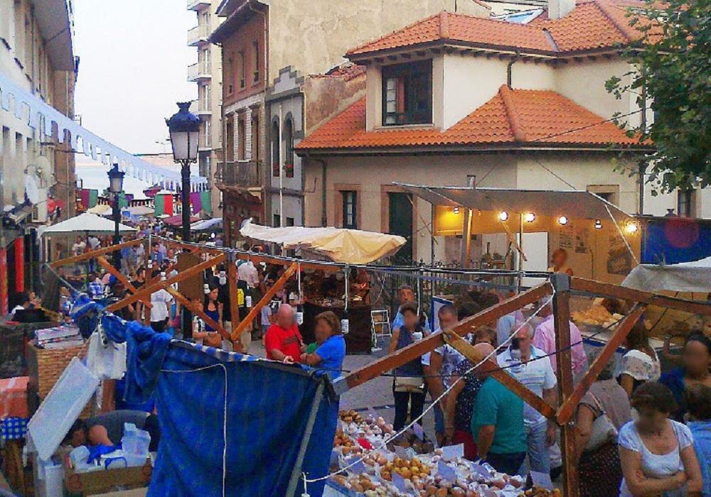 Mercado Medieval Candás