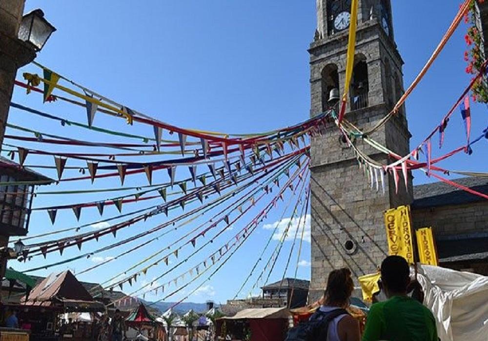 Mercado Medieval Puebla de Sanabria