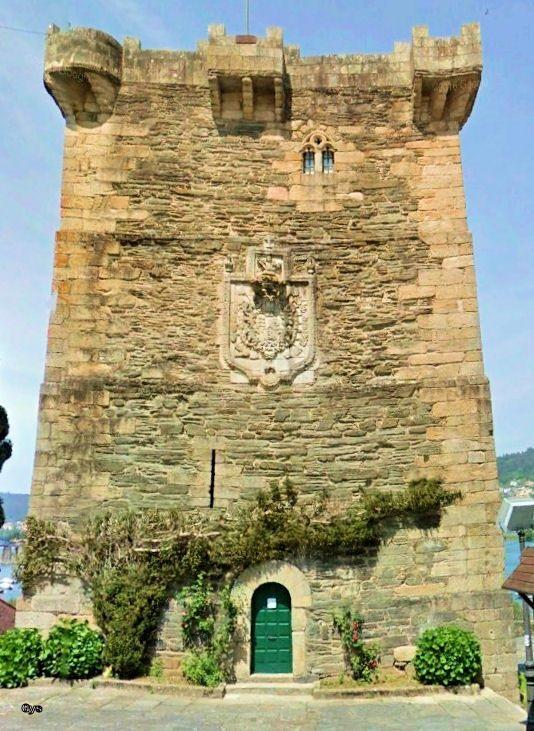 O Castelo de Nogueirosa: historias e lendas Historia, Idade Media, Recuncho da historia