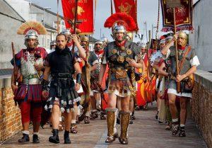 Crónica Arde Lucus 2019 Ferias y mercados romanos, Ferias y mercados castrexos, Historia