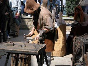 Programa Feria Medieval dos Andrade, Pontedeume 2019 Ferias y mercados medievales, Historia