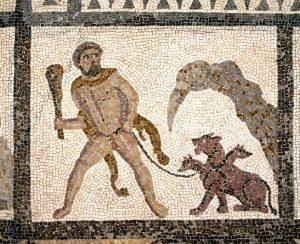 Los doce trabajos de Hércules. Vínculos con A Coruña Mundo Antiguo, Historia, Rincón de la historia