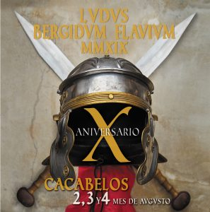 Crónica X Ludus Bergidum Flavium, Cacabelos 2019 Feiras e mercados romanos, Feiras e mercados astures, Historia